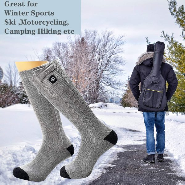 Savior Quality Heated Socks