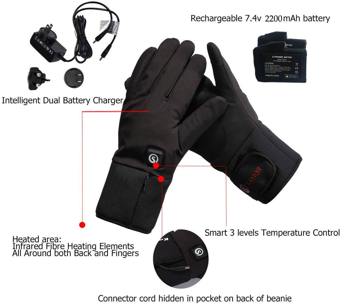 Rechargeable- Electric-Heated -Gloves-5